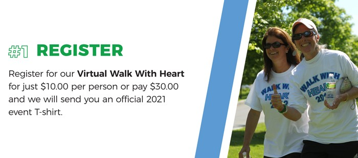 Virtual Walk With Heart