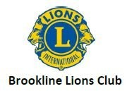 Brookline Lions Club Logo