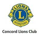 Concord Lions Club Logo